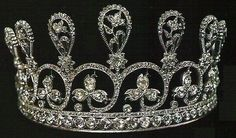Diamond Diadem of Marie Antoinette