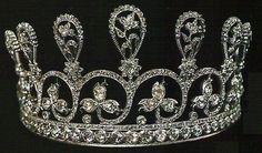 Diamond Diadem of Marie Antoinette