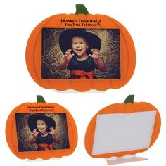 Pumpkin Photo Frame - Pumpkin Photo Frame.