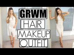 Hi babes Get ready with me using only Drugstore makeup. we are doing hair makeup and outfit. This is a full get ready with me video and you guys know I love . Beauty Tutorials, Makeup Tutorials, Hi Babe, Makeup For Blondes, Drugstore Makeup, Get Ready, Hair Makeup, Makeup Youtube, Formal Dresses