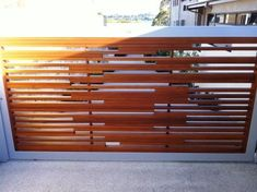 photos of timber fencing and gates - Google Search