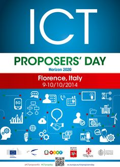 Research & innovation in spotlight at #ICTpropday! We invite academia, research institutes, industrial stakeholders, SMEs and government actors from all over Europe. Come to Florence in October, expand your professional network & learn how to get #EU money for your project! http://ec.europa.eu/digital-agenda/en/ict-proposers-day-9-10-october-2014  #H2020 #ConnectedContinent