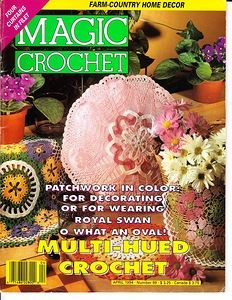 Magic Crochet №89 1994