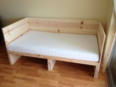Pull out sofa bed.