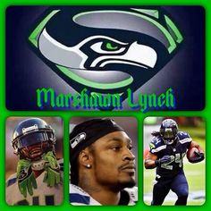 Seahawks Beast Mode!