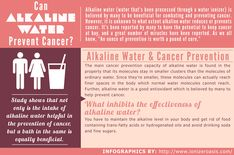 Can Alkaline Water Prevent Cancer? http://www.ionizeroasis.com/pages/can-alkaline-water-prevent-cancer.html