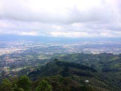 Pico Blanco, Costa Rica