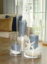 Holiday Decorating With Natural Materials - Home Tips for Women Coastal Homes, Coastal Living, Coastal Decor, Nautical Office, Beach House Decor, Home Decor, Love Your Home, Home Hacks, Office Decor