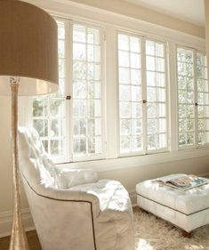 Reading Nook | Patterns, prints, colors, and textures come together to create the ultimate livable space.