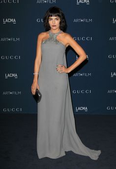 Camilla Belle - LACMA 2013 Art + Film Gala honoring Martin Scorsese and  David Hockney presented by Gucci at LACMA in LA 2 November 2013 in Gucci  Gown 26ef1428d