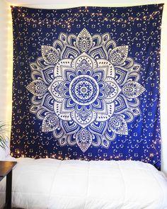 30$. new lotus design hippie tapestry