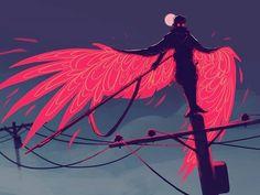Super Bird Illustration Drawing Artworks Character Design Id… – Anime Ideas Art Et Illustration, Character Illustration, Arte Horror, Pretty Art, Character Design Inspiration, Cool Drawings, Art Inspo, Art Sketches, Amazing Art
