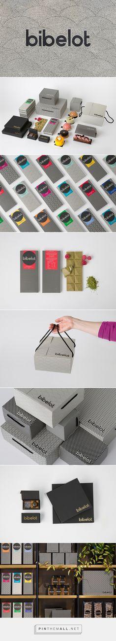 Bibelot packaging design by A Friend Of Mine Design Studio (Australia) - http://www.packagingoftheworld.com/2016/09/bibelot.html