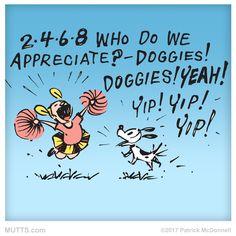Share if you #love your #dog! #MUTTS #muttsofinstagram #loveMUTTS #dogsofinsta #dogsandpals #doglove #cats #catsofinsta #MUTTScomics #MUTTS #MUTTSofinstagram #patrickmcdonnell