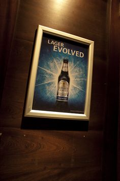 Guinness Black Larger in Washrooms. We deliver washroom advertising campaigns throughout Northern and Southern Ireland, We welcome all enquiries! For all of your ambient advertising needs at unbeatable rates- www.Imagezoo.eu