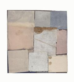 Sharon Etgar...Untitled Collage, 10 1/4 x 9 3/4 inches Executed in 2011 ​SE-105