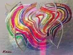 New piece... Rainbow Phoenix