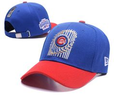 fb6fd054bae Cubs Blue 2016 World Series Champions Adjustable Hat DF Cubs Hat