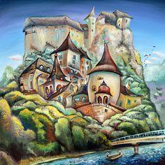 Oravský hrad – LUCIA CHOCHOLACKOVA