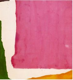 That certain je ne sais quoi that makes Helen Frankenthaler, Helen Frankenthaler