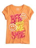 positive message graphic tee | shopjustice.com | $18.90