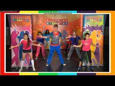 dansmoves kinderen voor kinderen bewegen is gezond