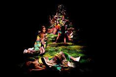 Dries Van Noten's designs for spring 2015 at Paris Fashion Week.