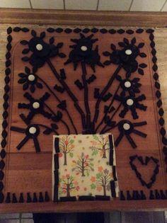 Lakritz Blumenstrauss zum Valentinstag