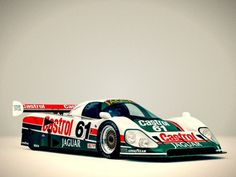 This 1988Jaguar XJR-9 is being offered for Auction at the Gooding & Company's Amelia Island event that is running on March 13, 2015. From the lot listing for this Jaguar Le MansRace Car for sale: Est. 670 bhp, 5,996 cc SOHC 24-valve, water-cooled, naturally aspirated, aluminum, 60-degree V-12 engine with Bosch fuel injection and Motec…