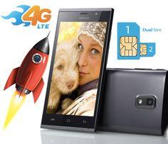 674ca1f9287 Las 10 mejores imágenes de MyWigo Halley 4G | Smartphone, Dual sim y ...