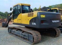 Volvo Ec210c L, Ec210c Ld, Ec210c Lr, Ec210c N, Ec210c Nl Excavator Service Parts Catalogue Manual