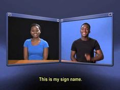 """DTV South African Sign Language Lessons - Greetings and more (NOTE: The sign they use for """"Deaf"""" is a very old sign meaning """"deaf-mute"""", the modern version of this leaves out the second part of this sign) Sign Language More, Sign Language Basics, Sign Language Alphabet, Language Lessons, Sign Meaning, Learn A New Skill, Old Signs, School Subjects, The Magicians"""