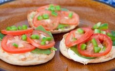 My mini English muffin pizzas make fun, quick after-school snacks, as well as…