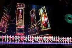 Rockettes - Christmas Spectacular, Radio City Music Hall, New York