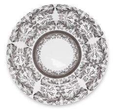 Caskata Yorkshire Hedgerow Dinner Plate