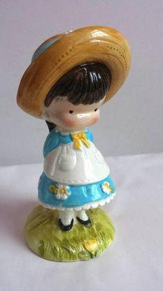 Vintage Joan Walsh Anglund Girl Figurine