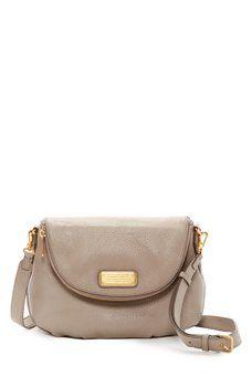 8d85a9a63f96 Marc Jacobs - Natasha Leather Crossbody Bag Fab Bag