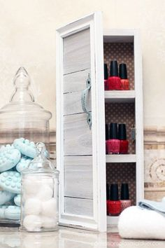 Frame used to make a storage cabinet  diy mini storage cabinet, organizing, storage ideas, woodworking projects