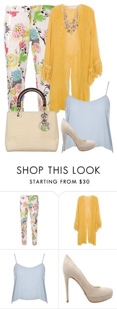 """""""Norma Style"""" by norma7-671 on Polyvore featuring Etro, Jens Pirate Booty, Topshop, Prada, R.J. Graziano and Christian Dior"""