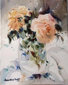 Art Of Watercolor
