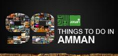 tour in Amman Jordan Information - 99 things to do in Amman - www.chronostravel.com