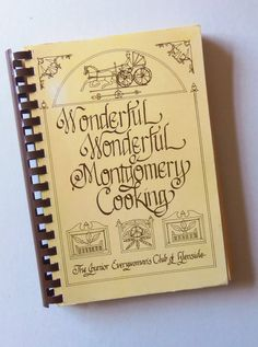 WONDERFUL WONDERFUL MONTGOMERY Cooking  by the by BunnysLuck, $8.99