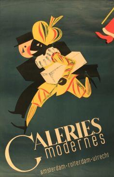 Galeries Modernes, 1960 -