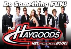 The Haygoods Christmas Show In Branson Mo Tonight 7:30 PM Tickets Call 417-337-8427 http://bransonconnection.com/branson-mo/shows/TheHaygoodsChristmasShowinBransonMO_237.html