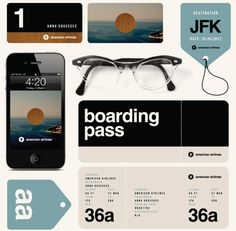 This is fake, but I would love to see American Airlines use this...