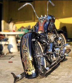 Steampunk Motorcycle, Bagger Motorcycle, Motorcycle Garage, Motorcycle Seats, Hd Motorcycles, Bobber Bikes, Kawasaki Motorcycles, Vintage Motorcycles, Custom Motorcycle Paint Jobs