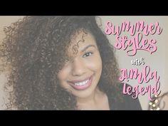Summer Styles feat. AMLA LEGEND - YouTube
