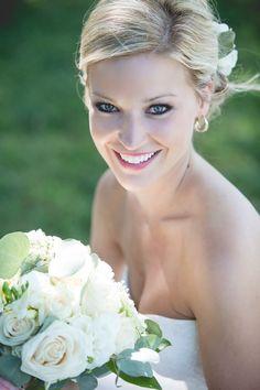 Pat Cori Photography - Virginia Photographers - Classic bridal portrait