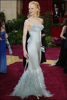 Nicole Kidman in Chanel One of my favourite red carpet looks!