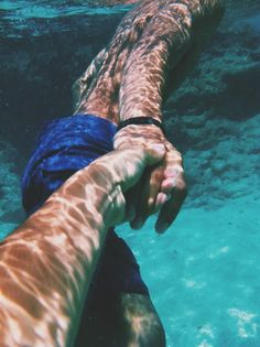 I'll follow you anywhere under the sea